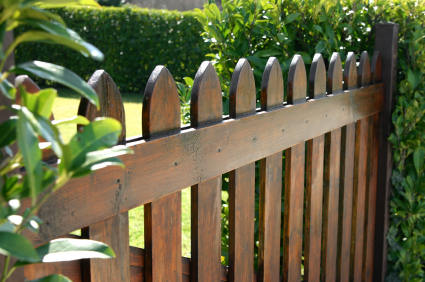 Fence in Wellesley Hills MA by J. Mota Services