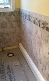 Before & After Tile Work in Brighton, MA (2)